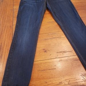 7 of All Mankind Skinny Crop Jean